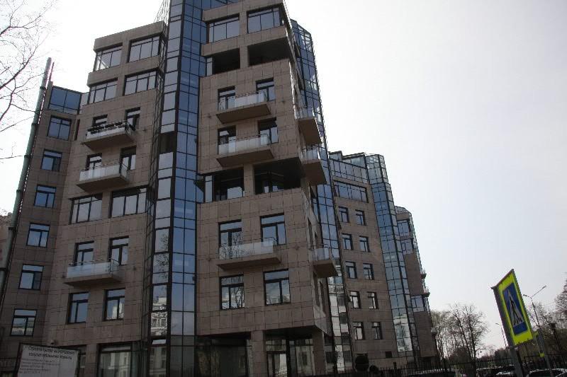 Трёхкомнатная квартира Крестовский о-в Кемская ул д 1 ЖК Максимум