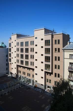 Четырёхкомнатная квартира Центральный р-н Тверская ул д1