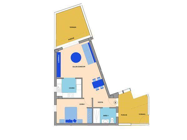 Квартиры в LA MATA - TORREVIEJA (Коста Бланка, Испания)
