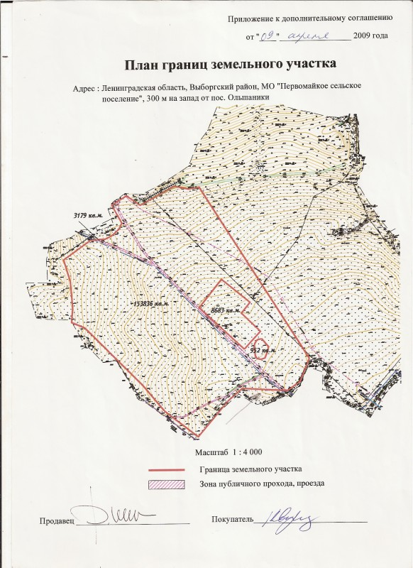 ДНП в пос. Ольшаники