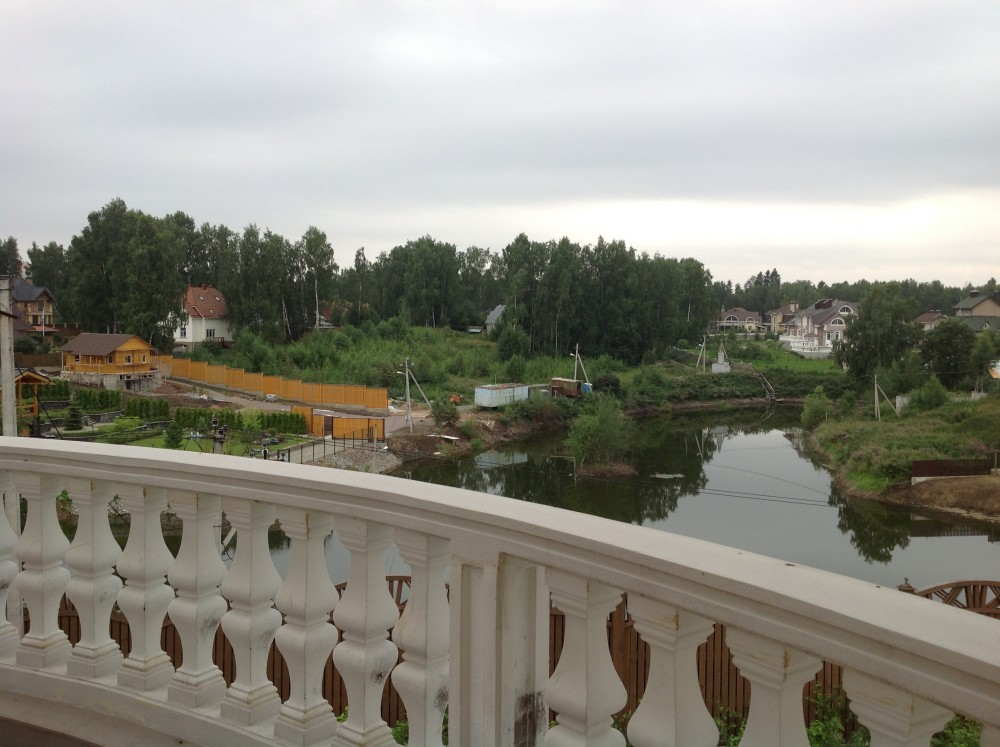 Дом с участком во Всеволожском районе в деревне Юкки