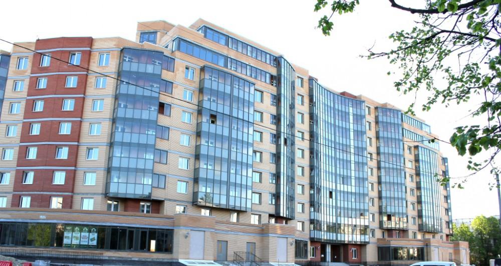 Трёхкомнатная квартира в ЖК Орлова роща в Гатчине на ул Хохлова д 8