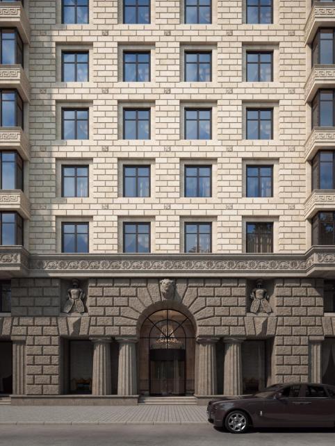 Шестикомнатная квартира в Московском р-не на ул Победы д 5