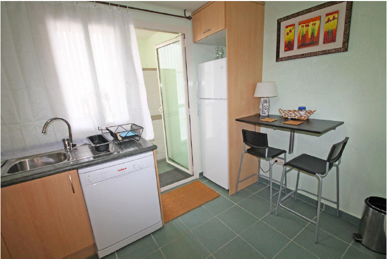 Апартаменты в Бернидорме