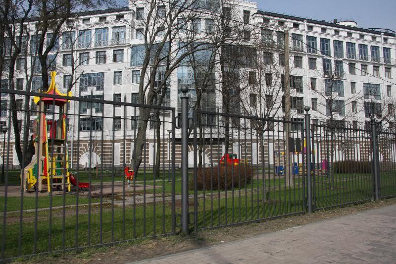 Четырёхкомнатная квартира на Крестовском острове, ул. Динамовская д.2