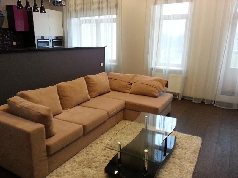 Трёхкомнатная квартира Крестовский о-в Морской пр д24