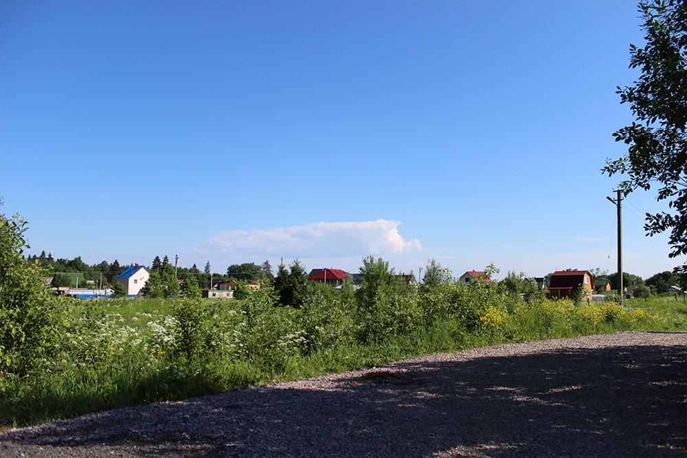Участок  в Лопухинке, Ломоносовский район