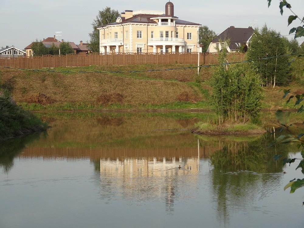 Дом с участком в деревне Юкки