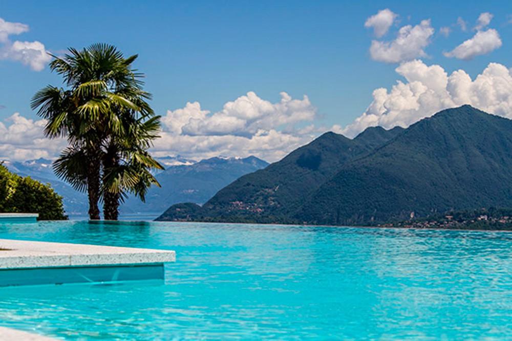 Аренда виллы в Италии в курортном городе Стреза