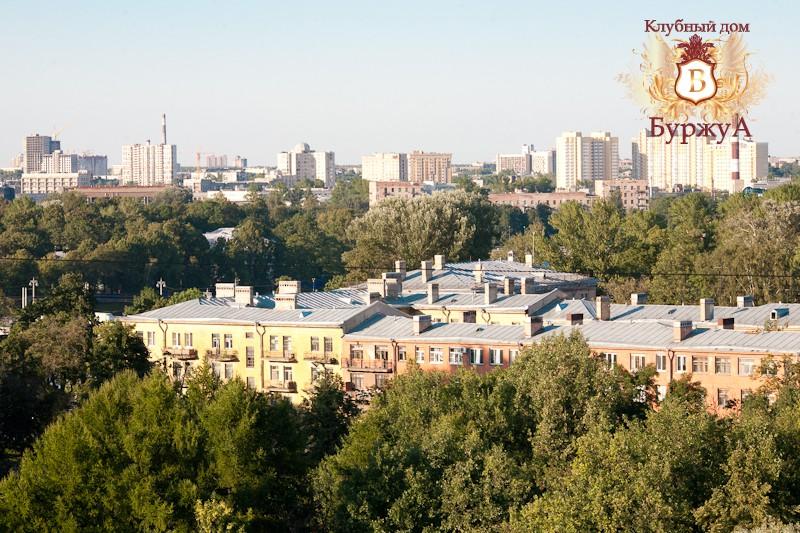 Однокомнатная квартира на ул Профессора Попова в ЖК Буржуа