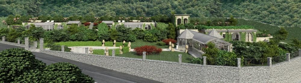 Вилла в Пьемонт Италия