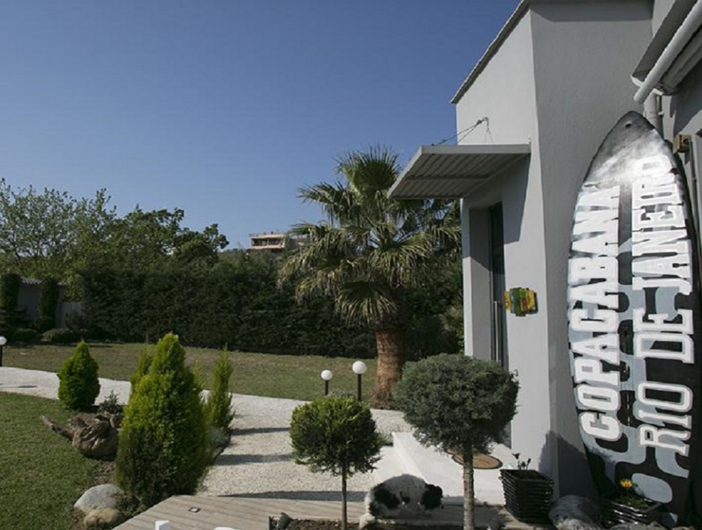 Вилла Греция полуостров Кассандра, Халкидики