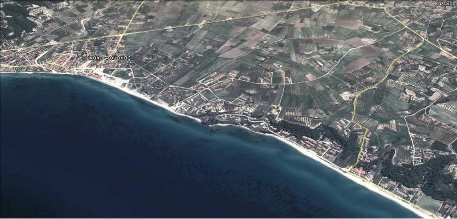 Вилла 140 м2 Греция Посиди полуостров Кассандра Халкидики.