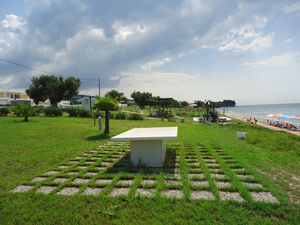 Вилла Халкидики, прибрежный поселок