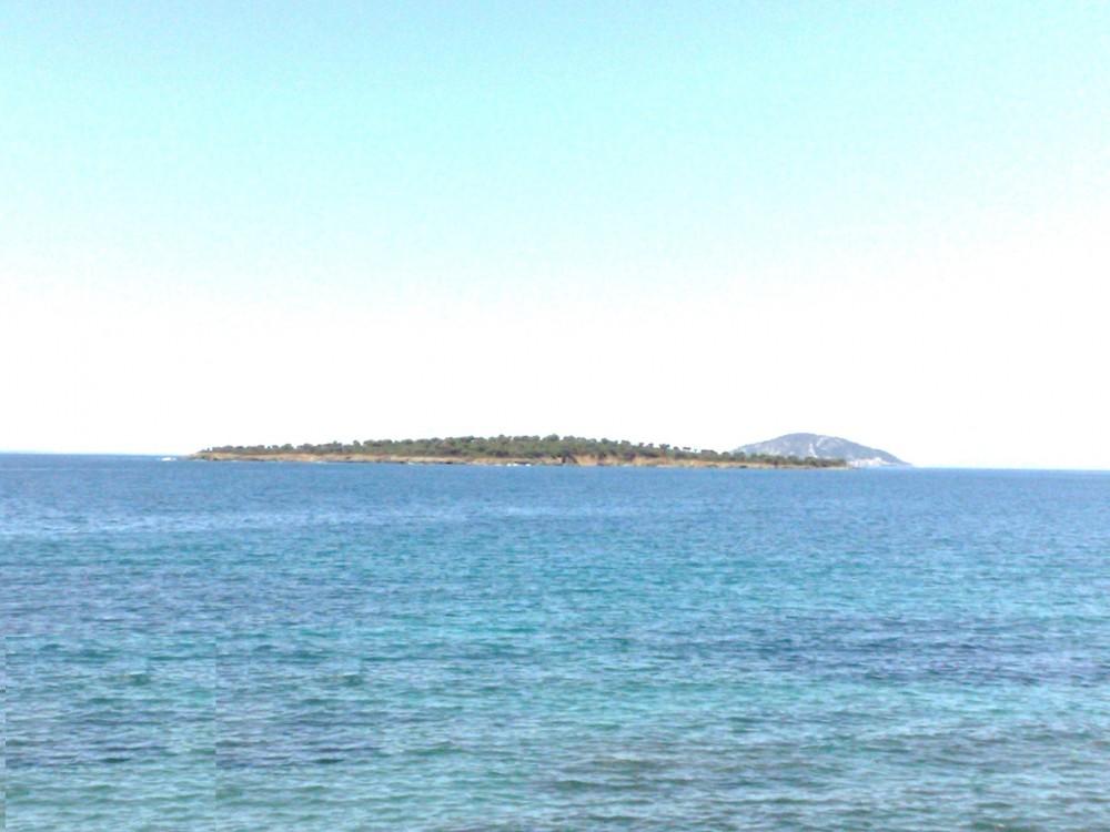 Продажа острова Халкидики