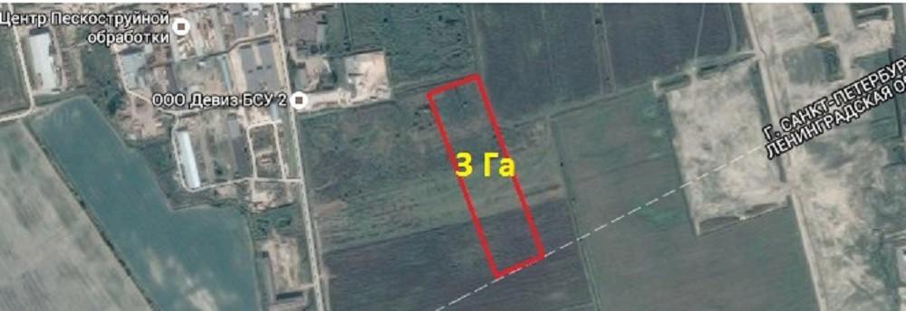 Земельный участок   в Шушарах