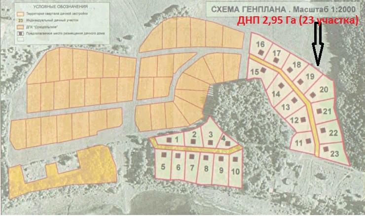 Продажа участка в Громово, Приозерский район