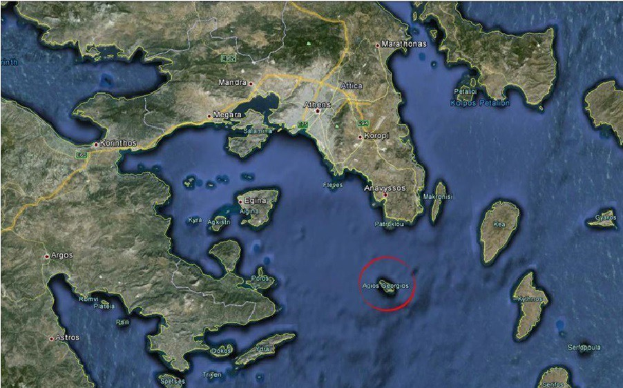 Продажа острова Св.Георгия. Греция
