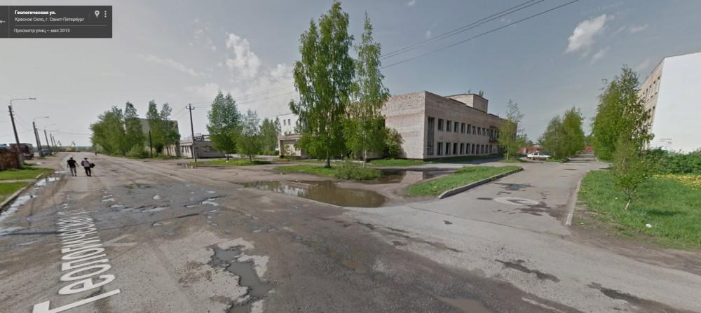 Продажа здания с земельным участком, Красносельский район