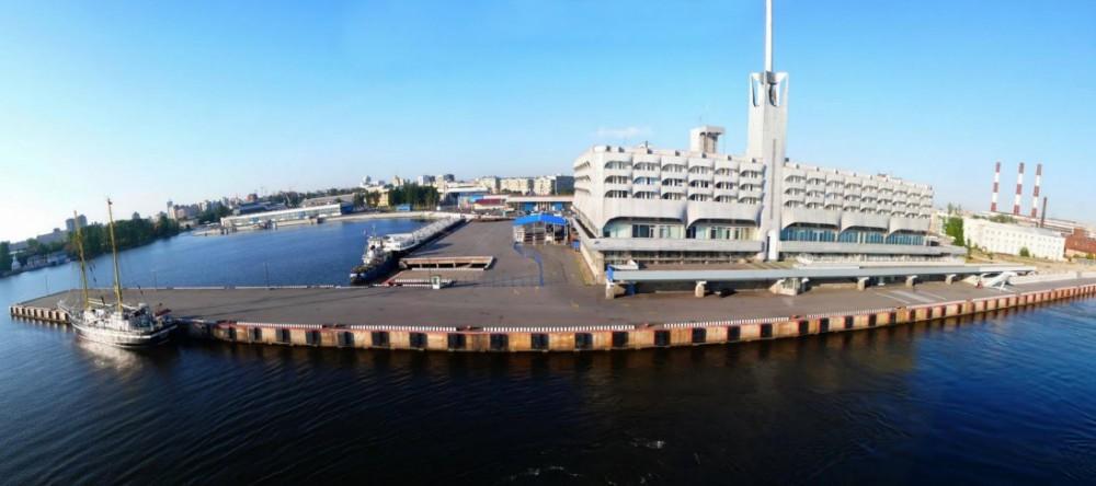 """Аренда офиса БЦ """"Морской вокзал"""""""