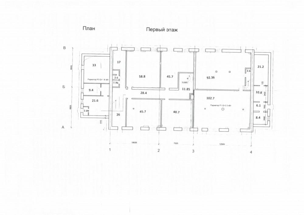 Аренда универсального помещения на Октябрьской наб.114