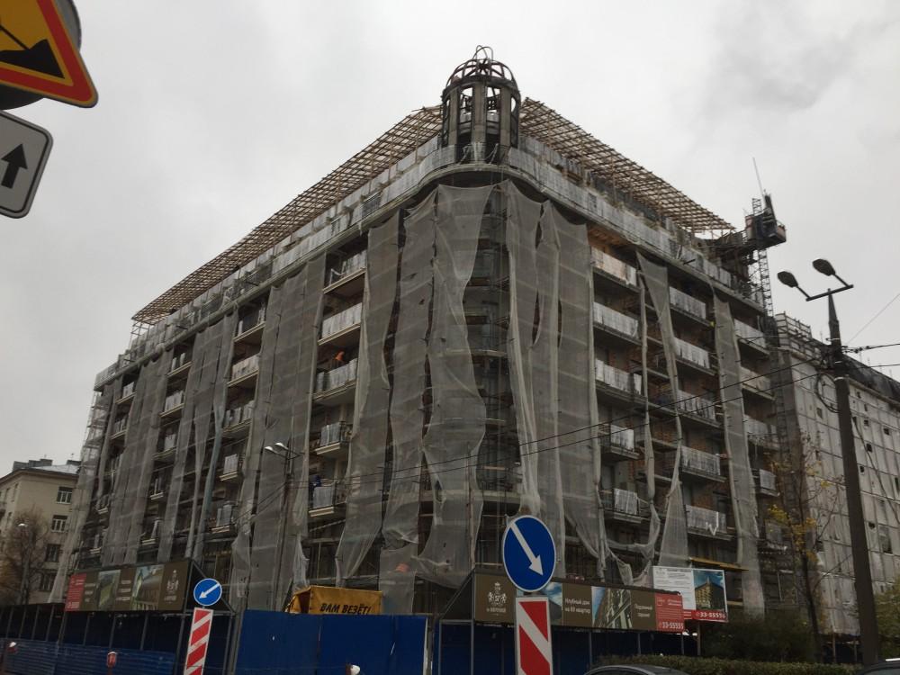 Продажа двухкомнатной квартиры пл.73,88м на ул Кирочная д 57 в ЖК Дом на Кирочной.