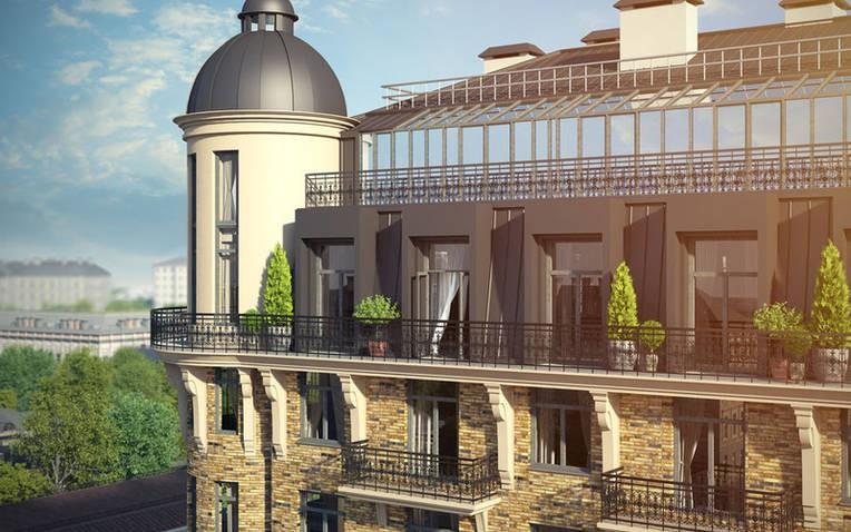 Продажа трёхкомнатной квартиры на ул Кирочная д 57 в ЖК Дом на Кирочной.