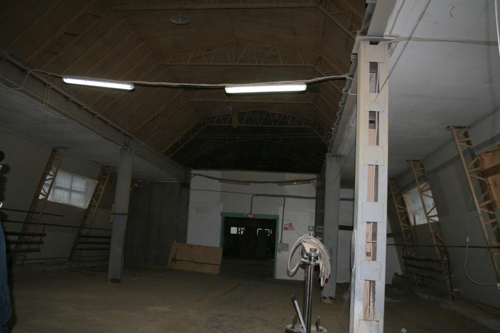 Аренда производственного помещения в Сертолово