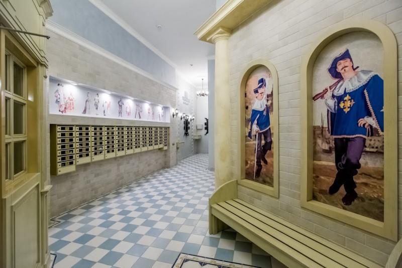 Четырёхкомнатная квартира на пр Космонавтов д63 в ЖК Гранд Фамилия