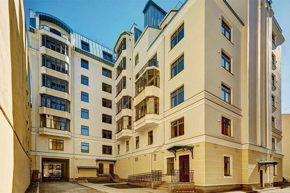 Трёхкомнатная квартира на ул.4-Советской,  д.9