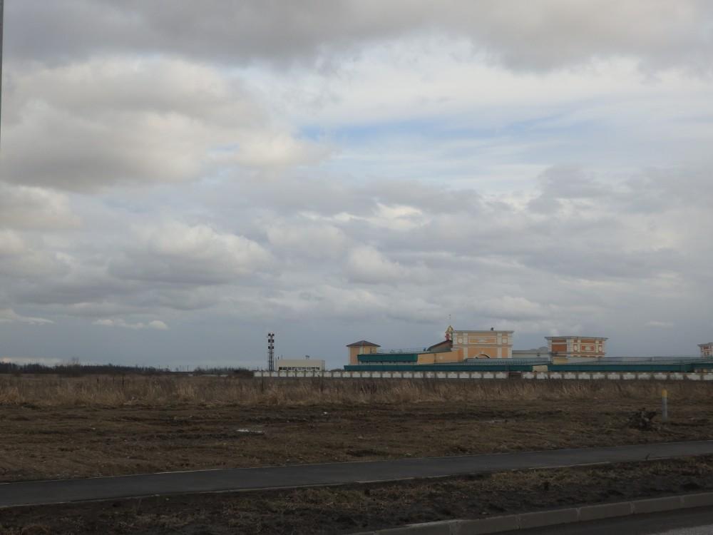 Земельный участок на Пулковском шоссе