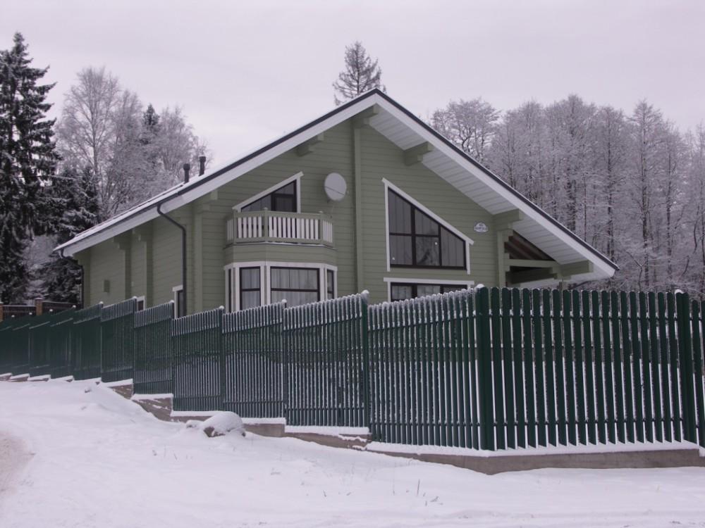 Дом в Курортном районе, Смолячково
