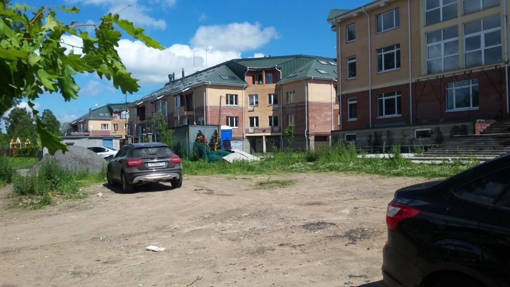 Продажа здания на Малой Десятинной, Приморский район