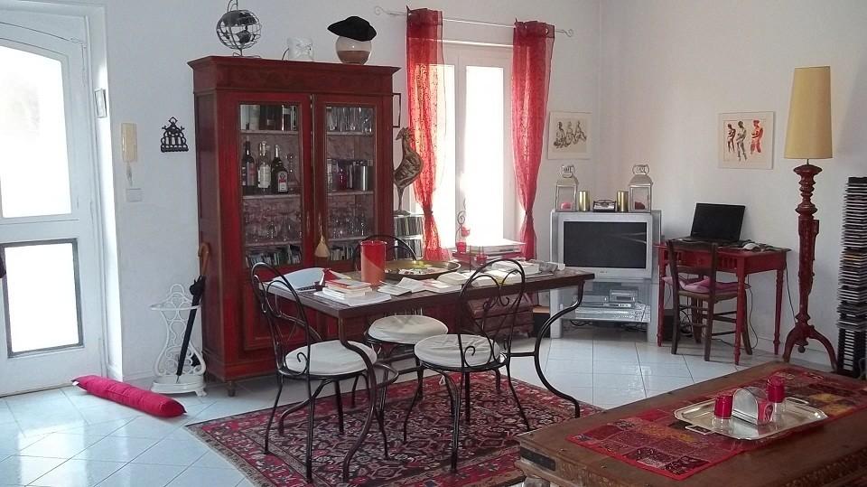 Внутри квартиры