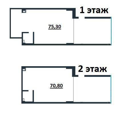 Продажа помещения в Приморском районе, ЖК Морская звезда, 146,1 кв.м.