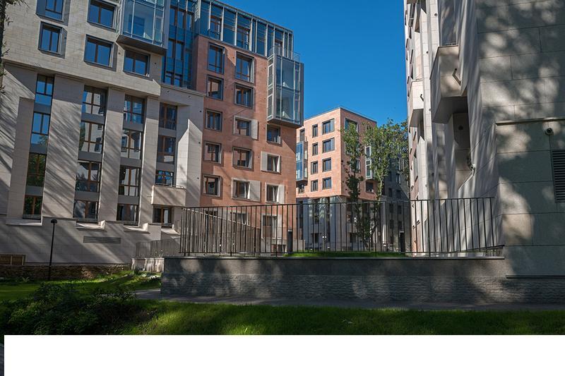 Четырёхкомнатная квартира на ул Смольная д4 в ЖК Смольный парк