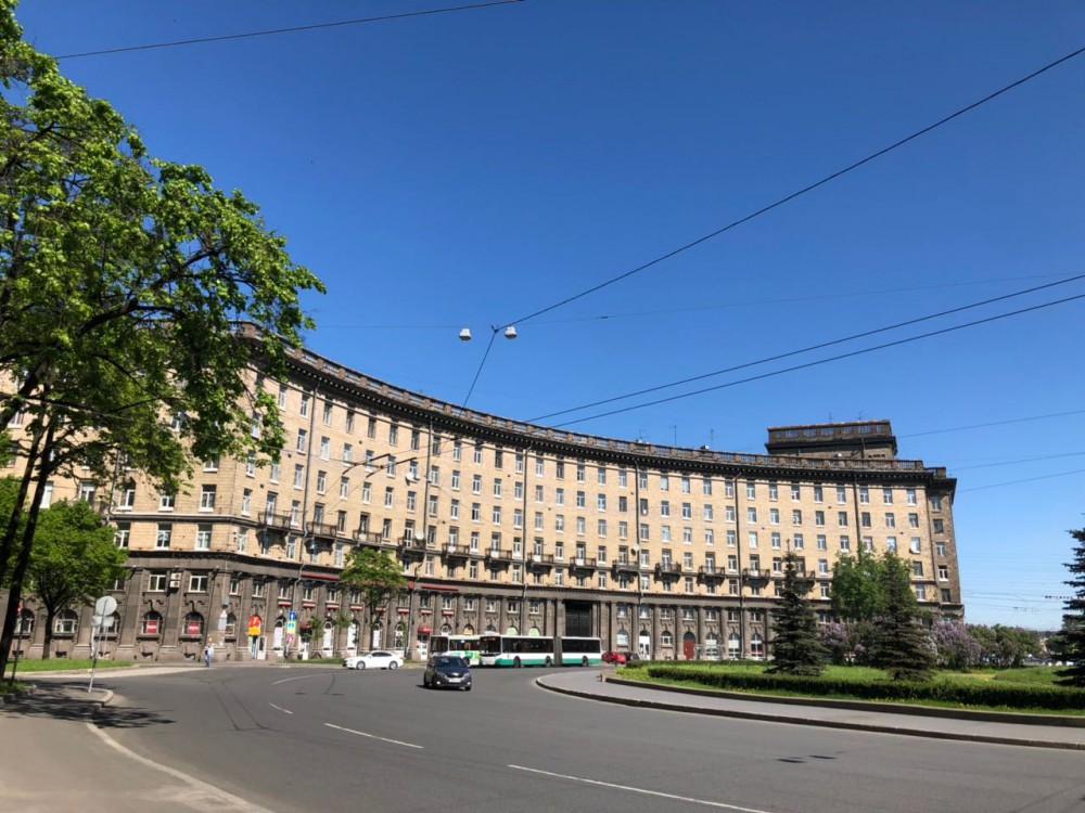 Аренда помещения на проспекте Стачек, д.55