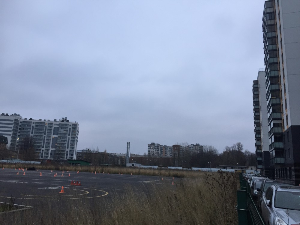 Продажа земельного участка под строительство спортивных объектов, пр. Кима