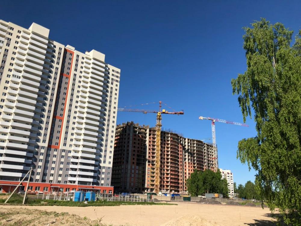 Продажа 1-комнатной квартиры ЖК Парголово
