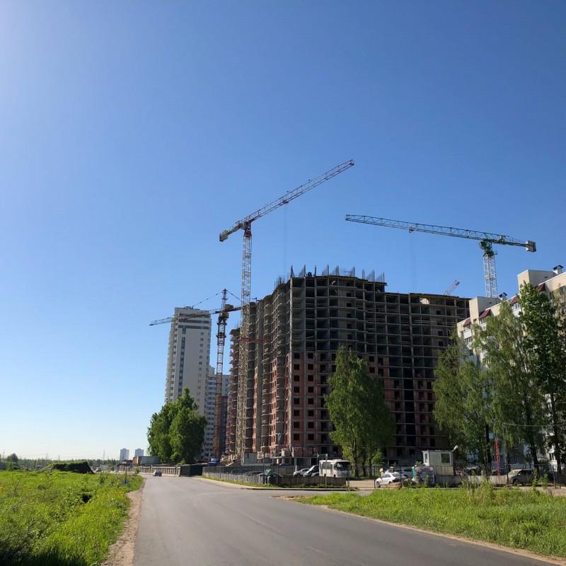 Продажа однокомнатной квартиры, Парголово