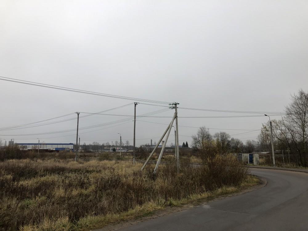 Продажа  участка под строительство в Ломоносовском районе