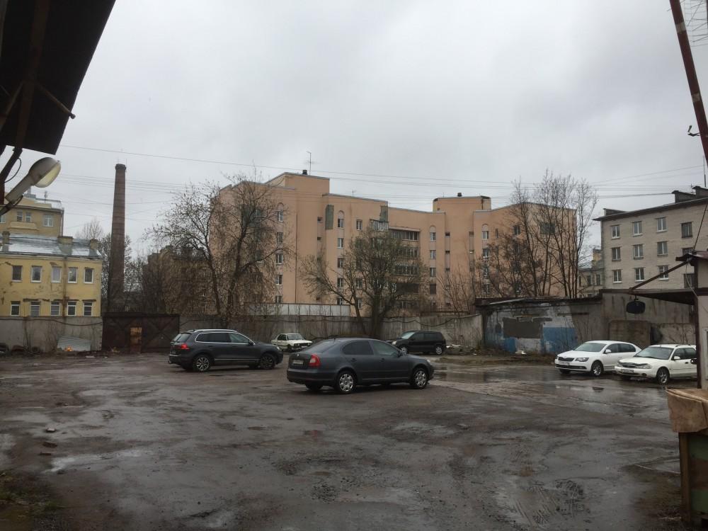 Продажа участка под гостиницу, строительство жилья Тамбовская улица 25