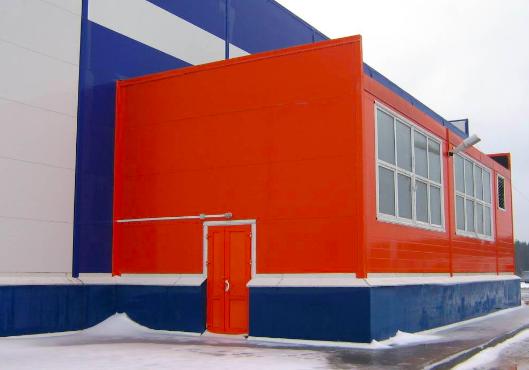 Продаётся производственно-складской комплекс во Всеволожске