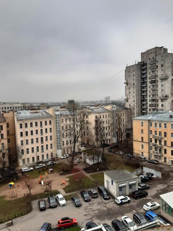 Продажа 3-комнатной квартиры ЖК Дом у Черной Речки