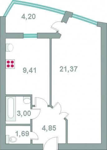 Тип квартиры