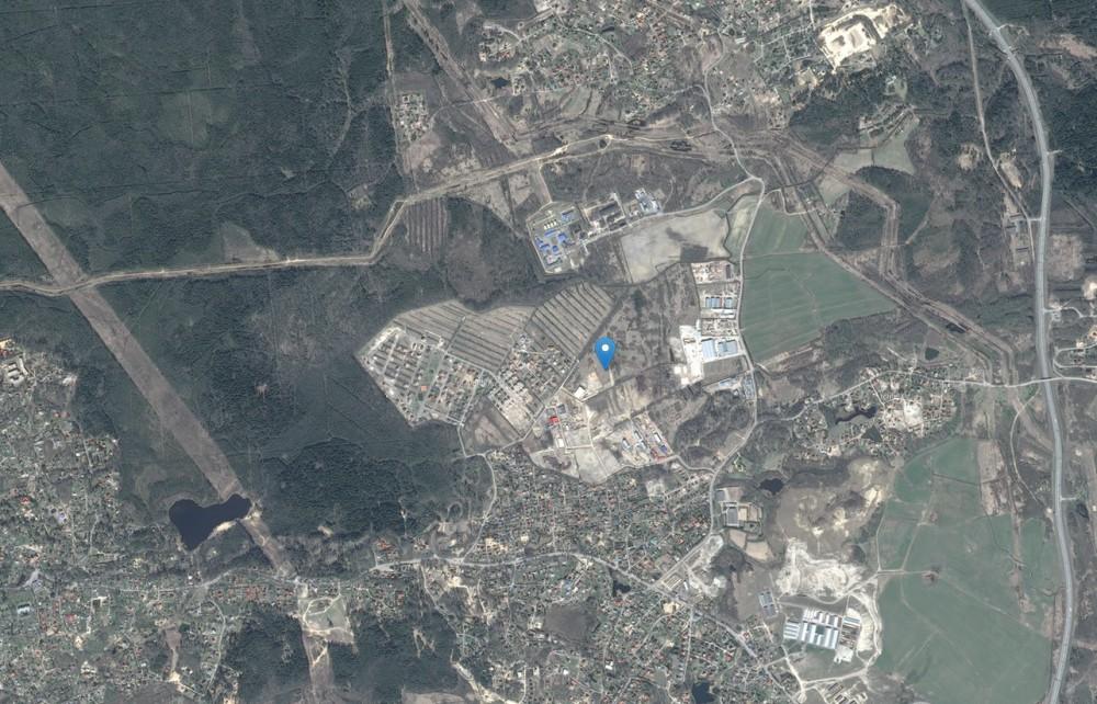 Земельный участок промышленного назначения в Порошкино