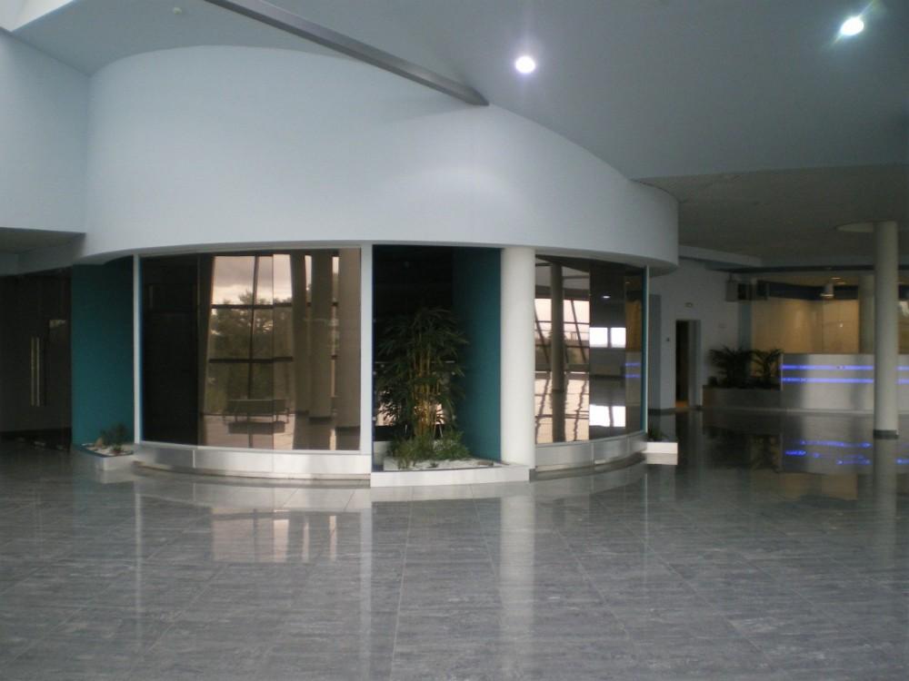 Выставочное помещение в  Драйв парке