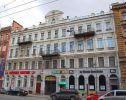 Трёхкомнатная квартира Центральный р-н Владимирский пр д13
